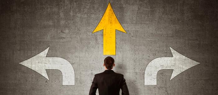 Trends 2015; 'meelopen' of 'achterblijven'?