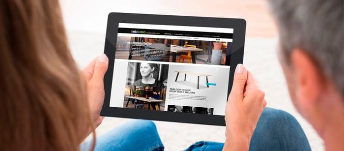 Hoe storytelling het nieuwe Nederlandse meubelmerk Tablooo draagt!